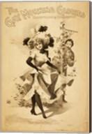 The Gay Morning Glories Vaudevillers & Burlesquers Fine-Art Print