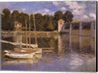 The Bridge at Argenteuil, c.1874 Fine-Art Print