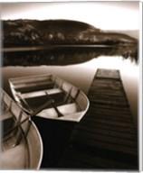 Row Boat Awaits Fine-Art Print
