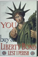 You Buy a Liberty Bond Fine-Art Print