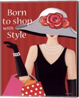 Born With Style Fine-Art Print