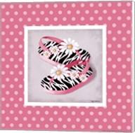 Wild Child Flip Flops Fine-Art Print