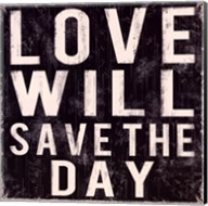 Love Will Save Fine-Art Print