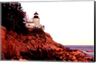 Bass Harbor Fine-Art Print