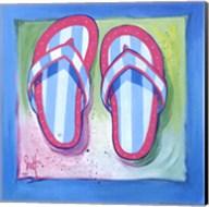 Flip Flops Fine-Art Print