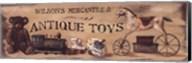 Antique Toys Fine-Art Print