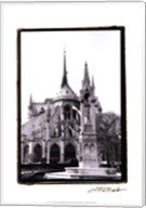 Notre Dame Cathedral III Fine-Art Print
