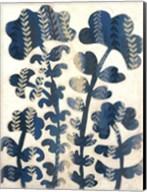 Blueberry Blossoms II Fine-Art Print