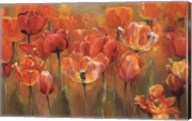 Tulips in the Midst III Fine-Art Print