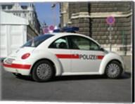 VW Police Beetle Fine-Art Print