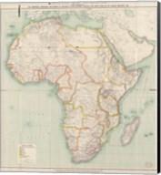 Africa 1909, Edward Hertslet Fine-Art Print