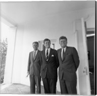 JFK-Robert-Edward Fine-Art Print
