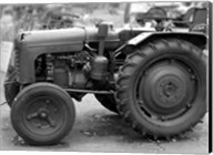 Tractor (black & White) Fine-Art Print