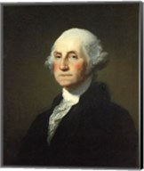 Gilbert Stuart Williamstown Portrait of George Washington Fine-Art Print