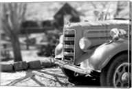 Fire Engine -  Jerome, Arizona Fine-Art Print