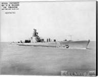 USS Whale Early US  Submarine Fine-Art Print
