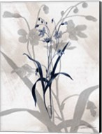 Indigo Bloom III Fine-Art Print