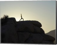 Joshua Tree - Yoga Warrior Fine-Art Print