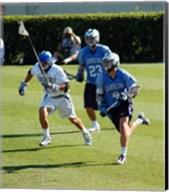 UNC Duke Lacrosse Fine-Art Print
