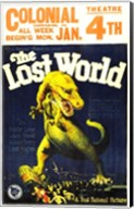 The Lost World Film Poster, 1925 Fine-Art Print