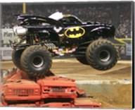 Batman Monster Truck Fine-Art Print