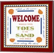Beach Sand Fine-Art Print