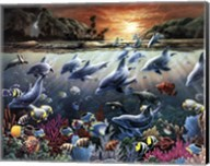 Water Scene Fine-Art Print
