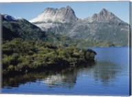 Dove Lake at Cradle Mtn. Tasmania Australia Fine-Art Print