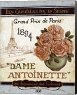 French Seed Packet II Fine-Art Print