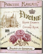 French Seed Packet III Fine-Art Print