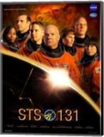 STS 131 Crew Poster Fine-Art Print