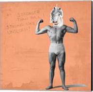 Muscle Man Unicorn Fine-Art Print