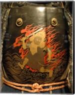 Hotoke dou samurai armor Fine-Art Print
