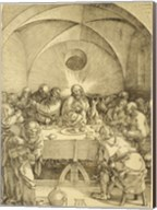 Last Supper Durer Fine-Art Print