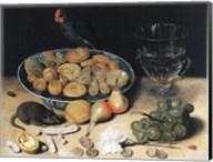 George Flegel Dessert Still Life Fine-Art Print
