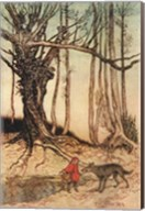 Little Red Riding Hood II Fine-Art Print