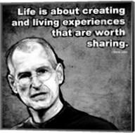 Steve Jobs Quote II Fine-Art Print