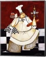 Crimson Chef II Fine-Art Print