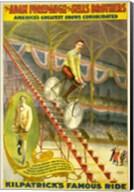 Kilpatrick's Famous Ride Fine-Art Print
