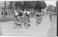Tour de france 1966 Fine-Art Print