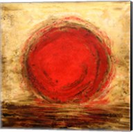 Red Sun Fine-Art Print