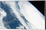 2011 Hurricane Katia off the Northeastern US from space Fine-Art Print