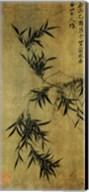 Gu An Ink Bamboo Fine-Art Print