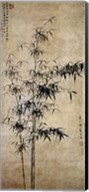 Wang Fu-Ink Bamboo Fine-Art Print