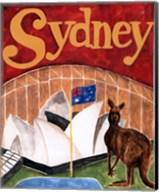 Sydney (A) Fine-Art Print