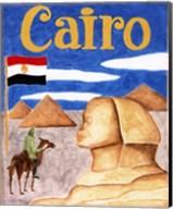 Cairo (A) Fine-Art Print