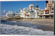 Boardwalk Casinos, Atlantic City, New Jersey, USA Fine-Art Print