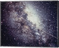Echo Satellite Trail  In Milky Way Fine-Art Print