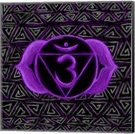Ajna - Third Eye Chakra, Awareness Fine-Art Print