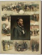 Civil War Grant from West Point to Appomattox Fine-Art Print